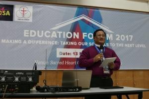 SCC&COSA Education Forum1 Melter Tais
